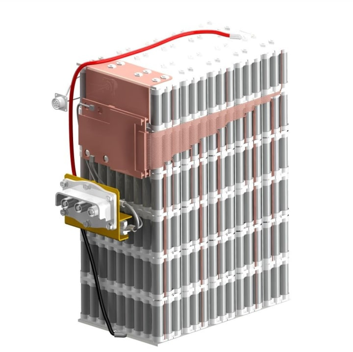How about 18650 Li-Ion battery pack over the Li-Po packs? - Power